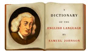 Samuel Johnson Meme - samuel johnson google doodle honors author behind the dictionary of