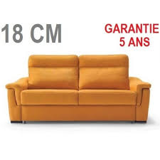 canapé lit matelas canape lit droit frances banon convertible rapido express