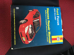 100 haynes manuals ford focus used car stock haynes ford