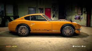 nissan 240z need for speed 2015 datsun nissan 240z build teaser youtube