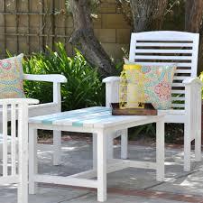 Wood Patio Furniture Sets Painting Outdoor Wood Patio Set Makeover Anika U0027s Diy Life