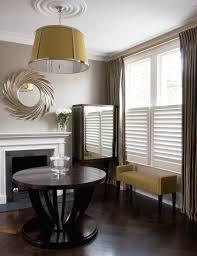 café style wooden shutter design tnesc london