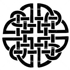 celtic knot tattoo pattern shape tattoosk