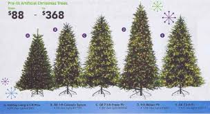 what artificial christmas tree was black friday deal at home depot black friday deal westinghouse 9 ft balsam fir pre lit artificial