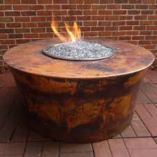 Copper Firepits Copper Pit Ship Design