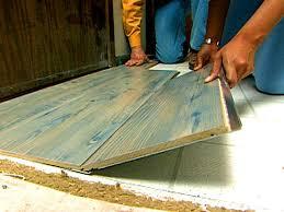 Laminate Flooring Installation Laminate Flooring Diy