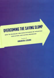 overcoming the saving slump how to increase the effectiveness of
