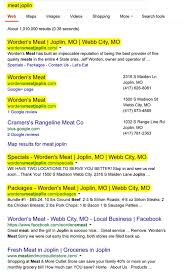 joplin mo map joplin web design legacy websites webb city carthage