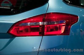 2014 ford focus tail light 2015 ford focus estate at the 2014 moscow motor show taillight