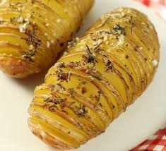 pomme en robe de chambre faciles de pommes de terre au four