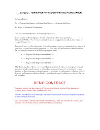 collection of solutions how to write a dismissal letter for work