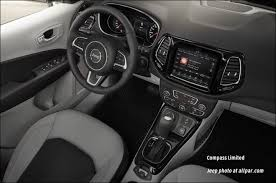 2017 2018 jeep compass new compact crossover with an old name