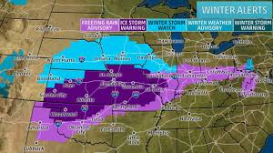 Chicago Weather Map by Winter Storm Jupiter Expansive Multi Day Damaging Ice Storm