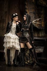 Steampunk Halloween Costumes 1308 Inspire Steampunk Beauty Images