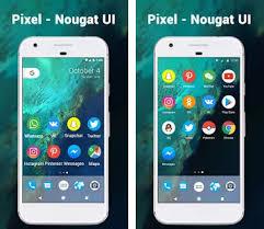 nexus launcher apk pixel theme nougat ui apk version 2 3 hola