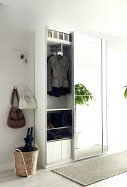 Interior Doors For Small Spaces Wardrobes Small Height Sliding Wardrobe Doors Small Built In