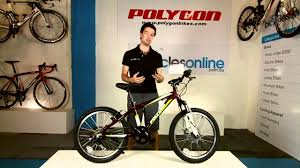 ferrari bicycle kids polygon relic 20 u0027 kids mountain bike shimano tourney 7 speed youtube