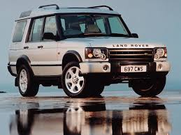 modified land rover rover discovery