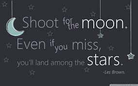 shoot for the moon 4k hd desktop wallpaper for 4k ultra hd tv