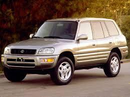 toyota rav4 2 1999 toyota rav4 overview cars com