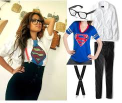 Halloween Costumes Supergirl 25 Superman Halloween Costume Ideas Clark