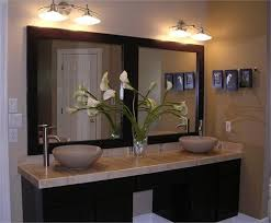 Pictures Of Bathroom Vanities And Mirrors Bathroom Bathroom Vanity Mirror Ideas Desigining Home Interior