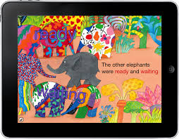 Patchwork Elephant Book - elmer the elephant crafts for specific books