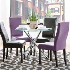 Wayfair Dining Table by Glass Round Dinning Table Starrkingschool