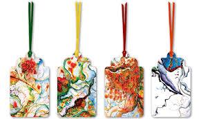unique gift cards unique gift tags gift cards four seasons summer fall