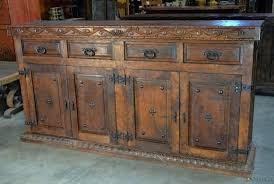 buffet cabinet wine plans jasper black antique for sale