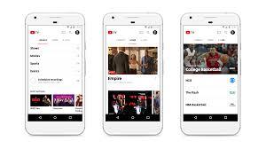 youtube tv is google u0027s live tv service