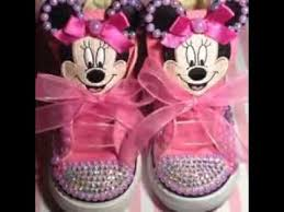 glamorous minnie mouse shoes