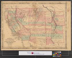 Map Of New Mexico And Arizona by Johnson U0027s California With Utah Nevada Colorado New Mexico And