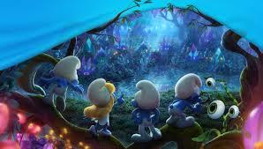 smurfs lost village trailer reveals cg reboot collider