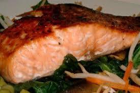 cuisiner pavé de saumon au four recette saumon fenouil