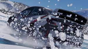 nissan versa in snow review forza horizon 3 blizzard mountain ar12gaming