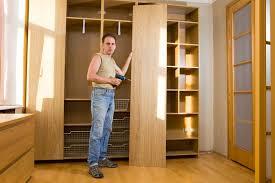 Removing Folding Closet Doors How To Remove Bi Fold Closet Doors Hunker