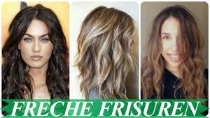 Freche Frisuren 2017 by Beste Freche Damen Frisuren 2017