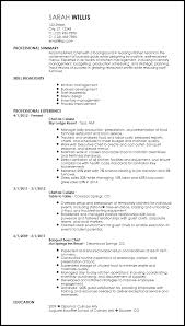 Sous Chef Resume Sample by Free Creative Chef Resume Templates Resumenow