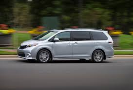 nissan sienna 2016 toyota sienna archives the truth about cars