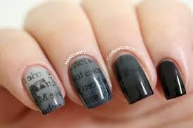 letter nail designs choice image nail art designs