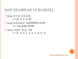 haskell map hadoop institutes in bangalore