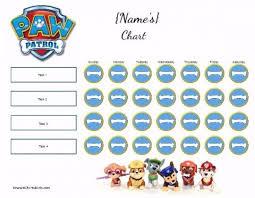 chore chart template stuff pinterest chore chart template