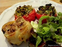 cuisiner paupiettes de veau paupiettes de veau rôties au four recette à base de veau