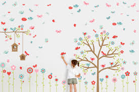 Kids Room Wall Decor Stickers by Using Kids Room Wall Decals To Beautify Your Kid U0027s Room In Decors