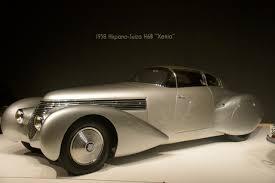 rolling sculpture art deco car exhibit u2014 auto trends magazine