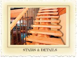 log stairs u0026 custom timber joinery nicola logworks the beauty