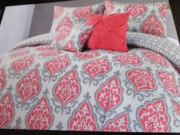 nursery beddings gray coral turquoise bedding plus gray and