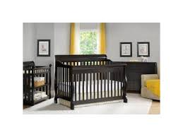 Delta Canton 4 In 1 Convertible Crib Black 080213008062 Delta Children Canton 4 In 1 Convertible Crib Black