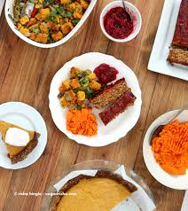 thanksgiving vegetarian menu vegan lentil quinoa loaf vegan cornbread stuffing spicy